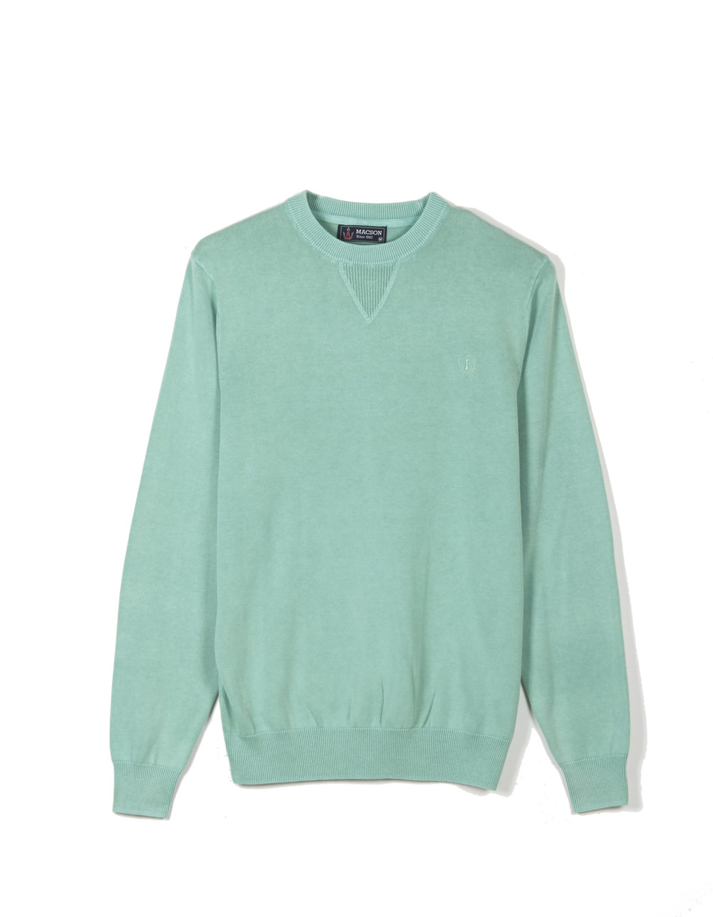 Mint neck box Jersey