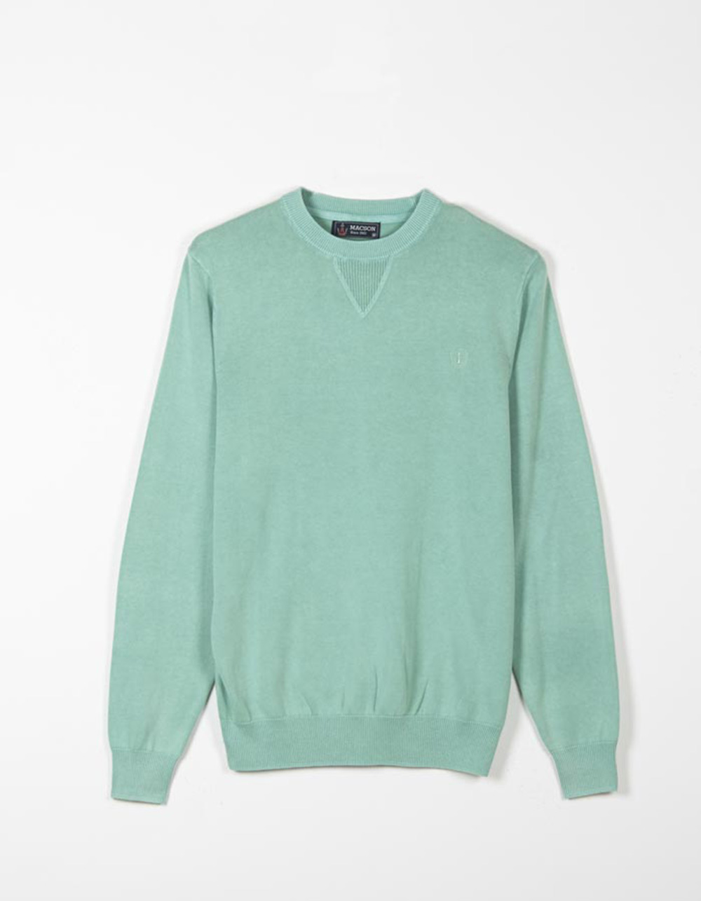 Mint neck box Jersey - Backside