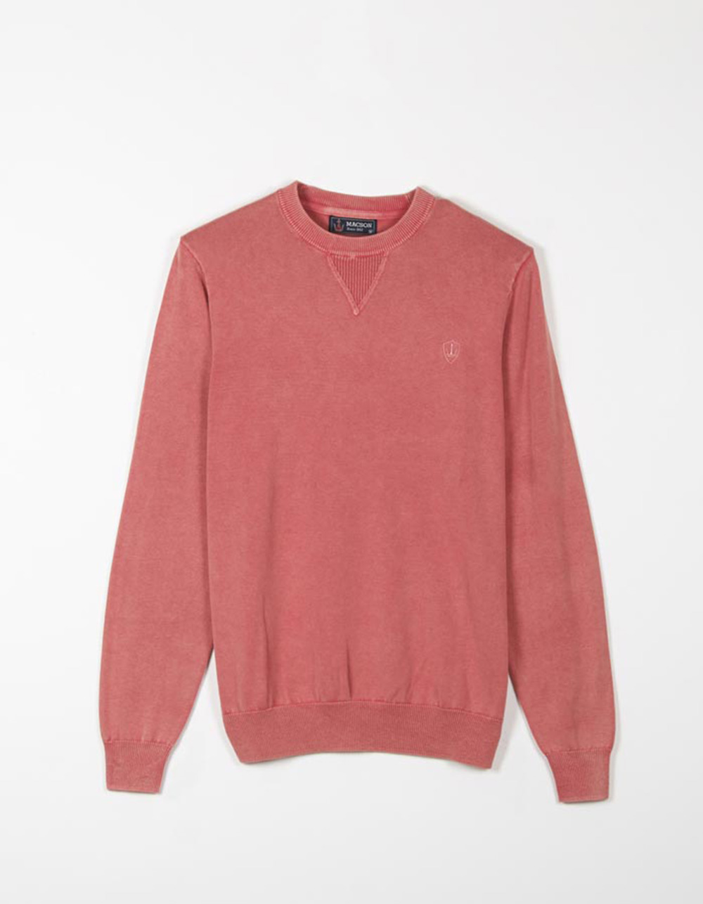 Coral neck box Jersey - Backside
