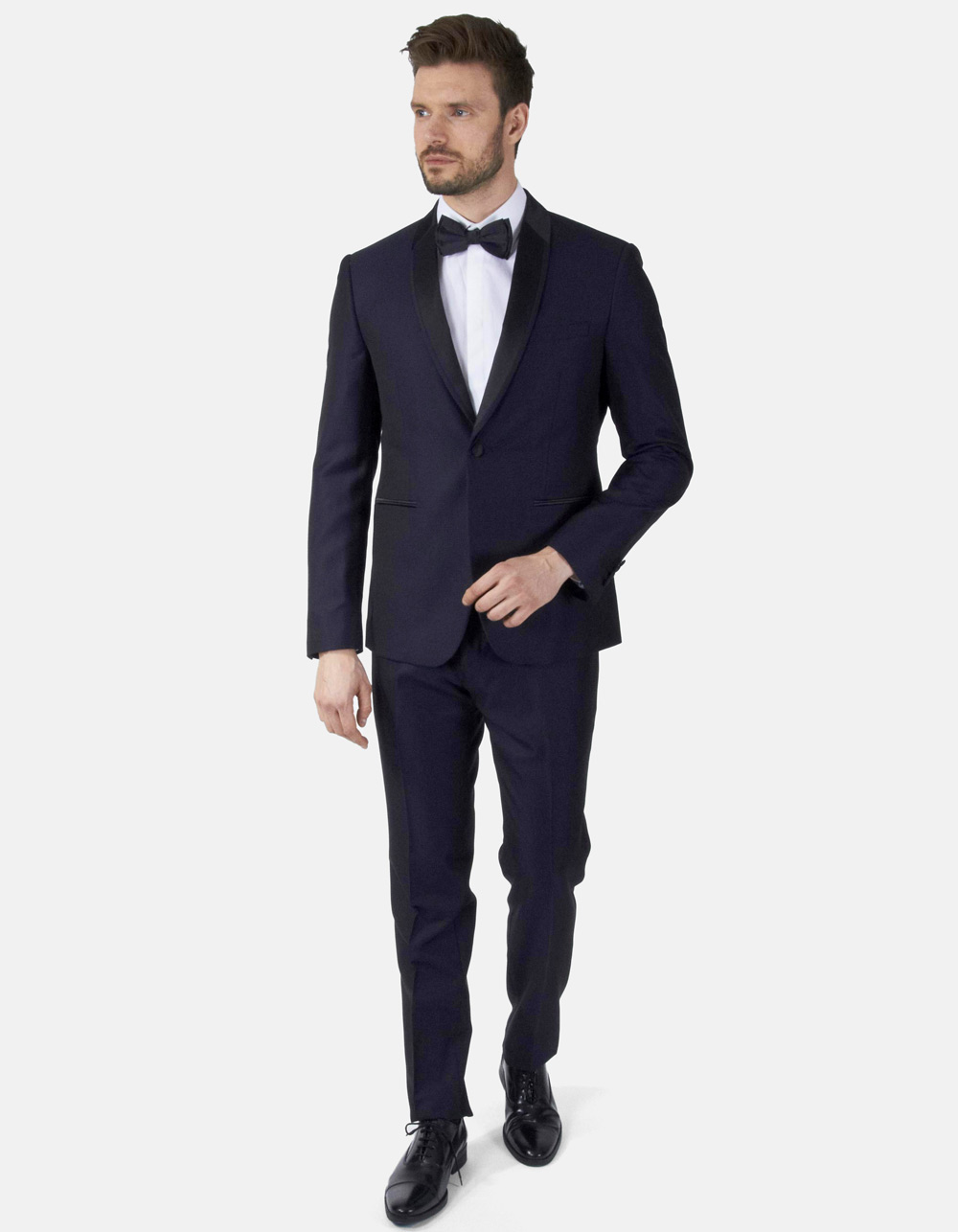 Ceremony dark blue suit