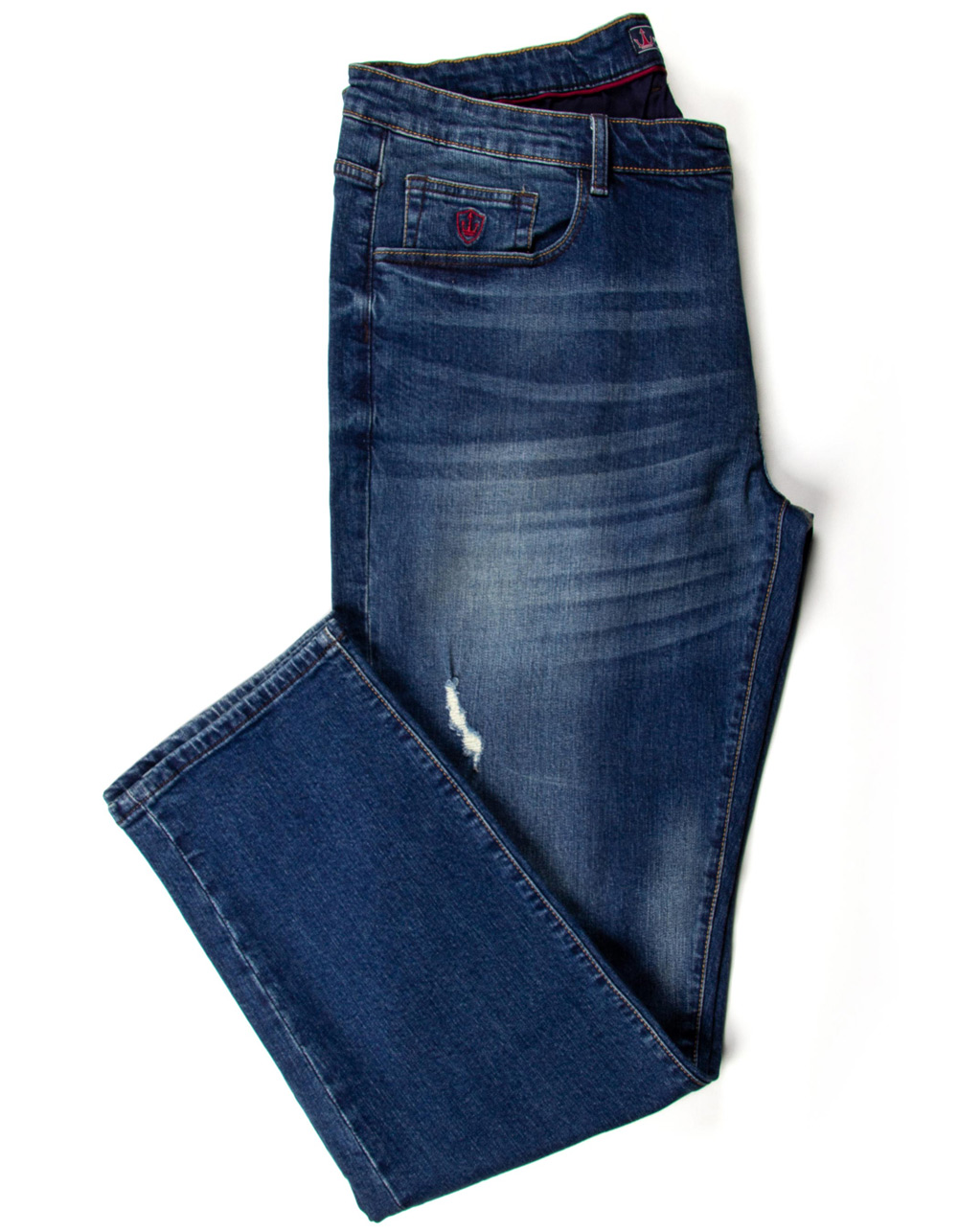 Pantalón tejano regular fit