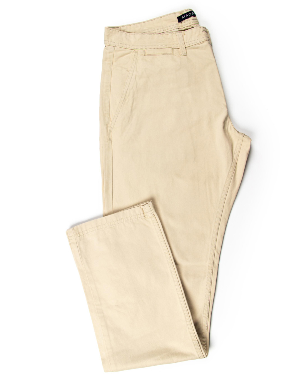 Bone chinos trousers