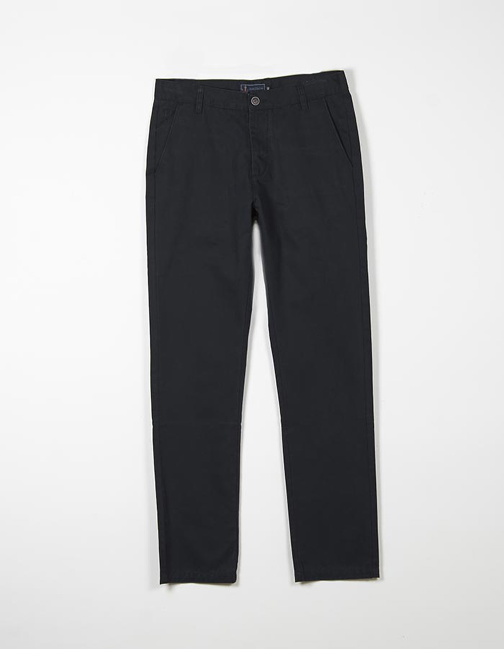 Navy blue chinos trousers