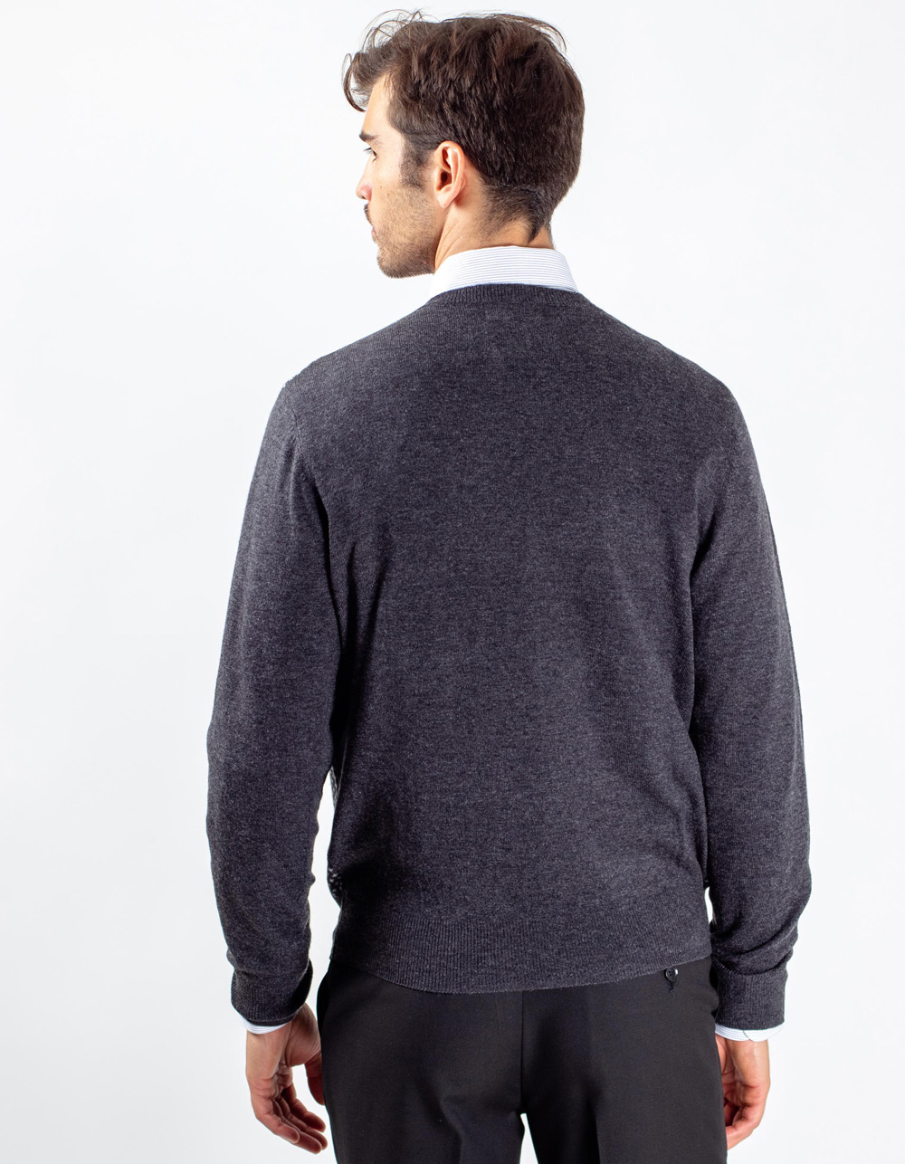 Jersey de fantasía gris - Backside