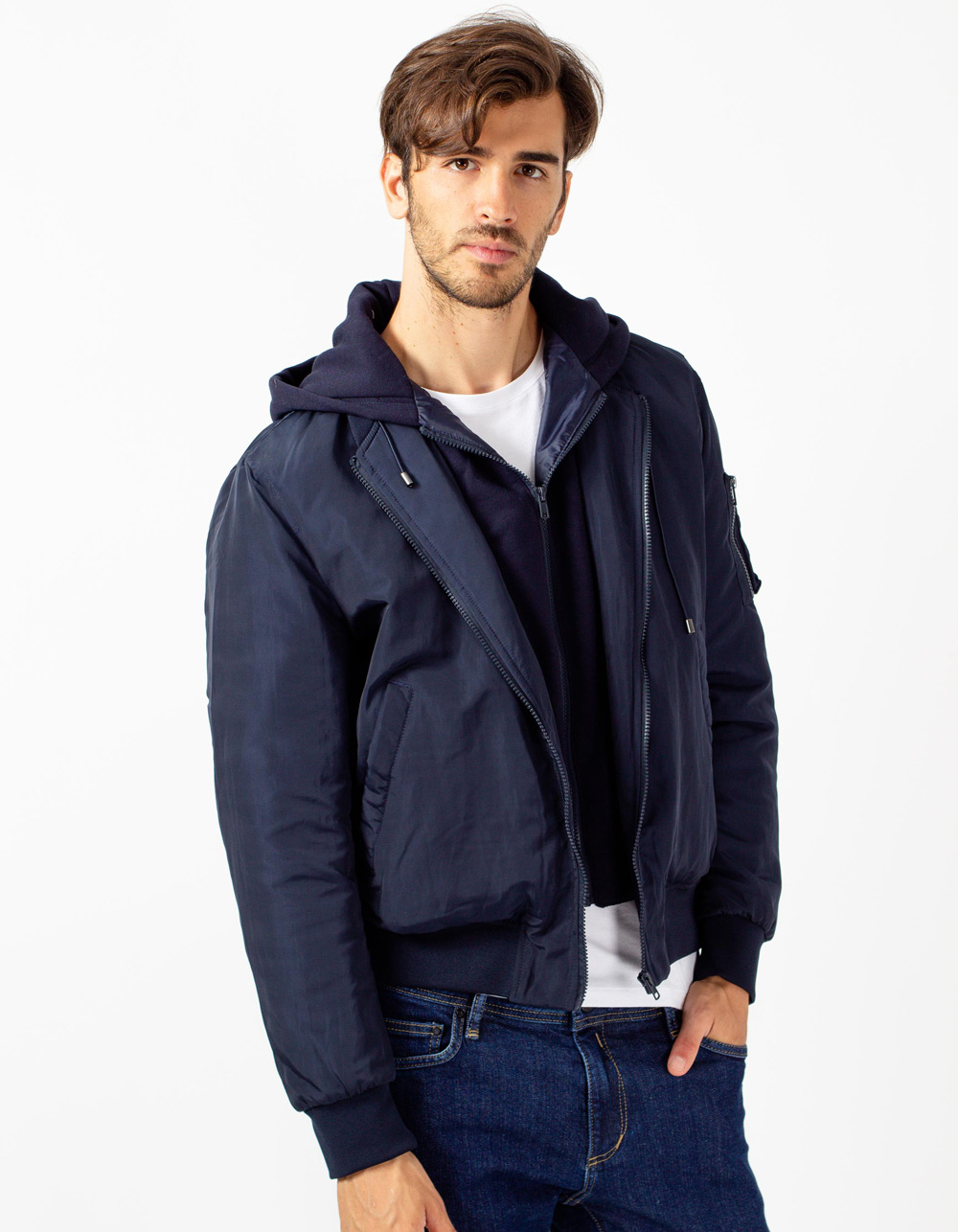 Dark Navy sport jacket