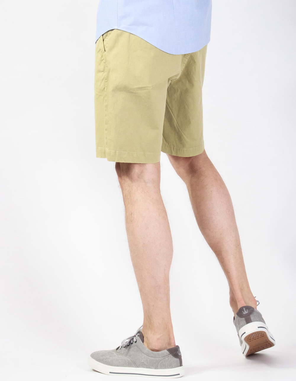 Bermudas sport beige - Backside