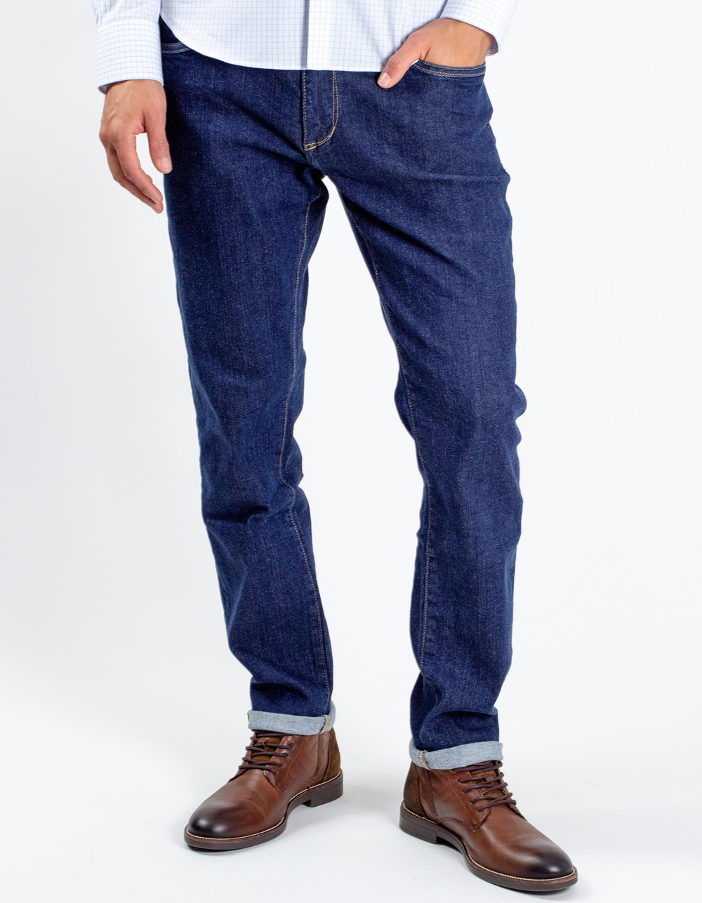 TOKIO BLUE Denim trousers