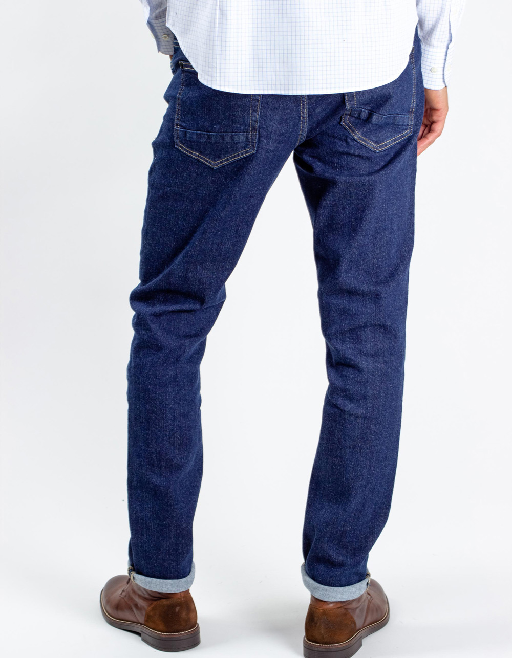 Pantalón tejano TOKIO BLUE - Backside