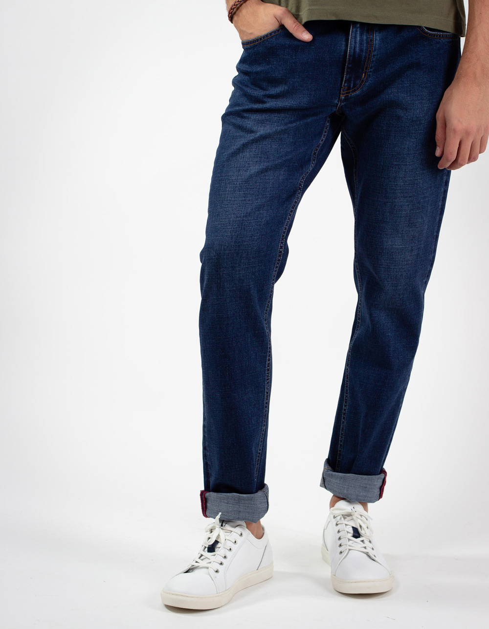 Denim dark navy jeans