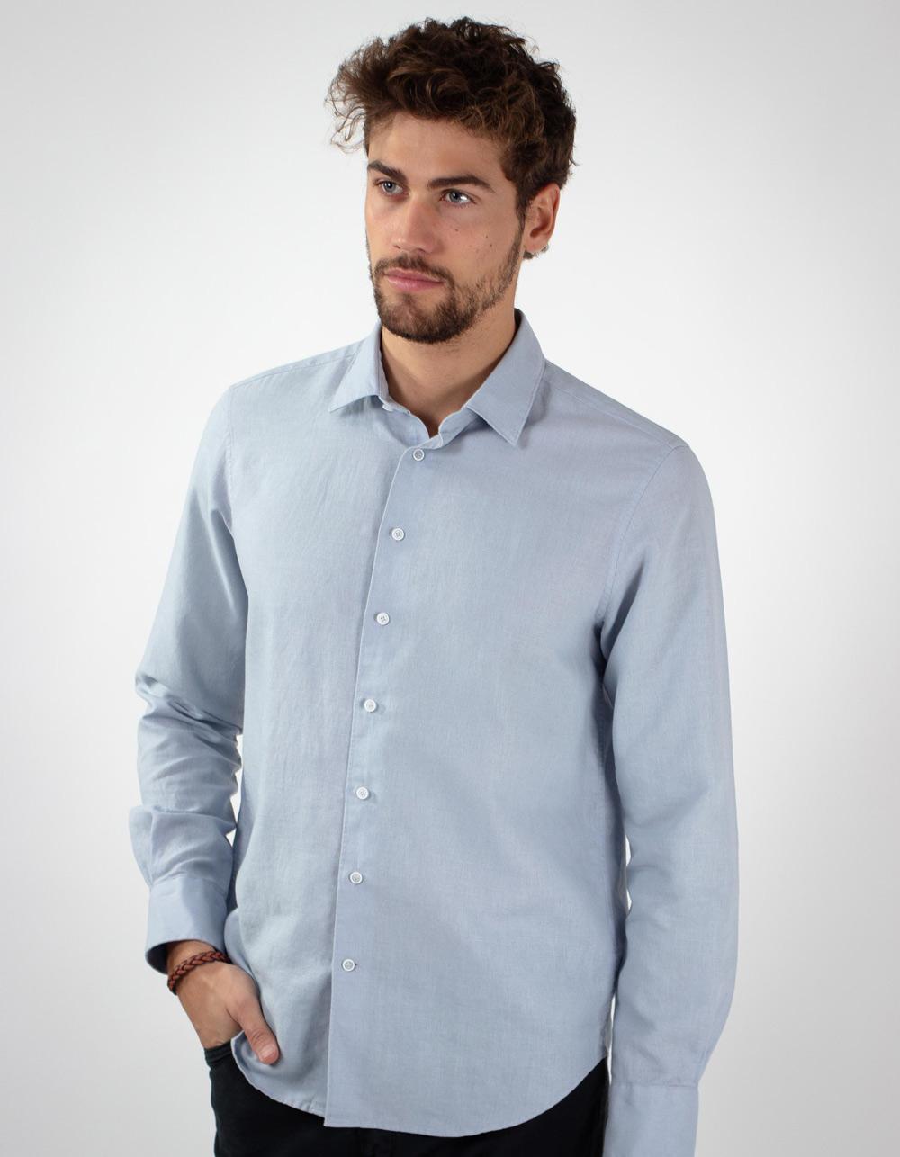 71c82c2bc3 Camisas de hombre: estampadas, lisas, de lino | Comprar en MACSON