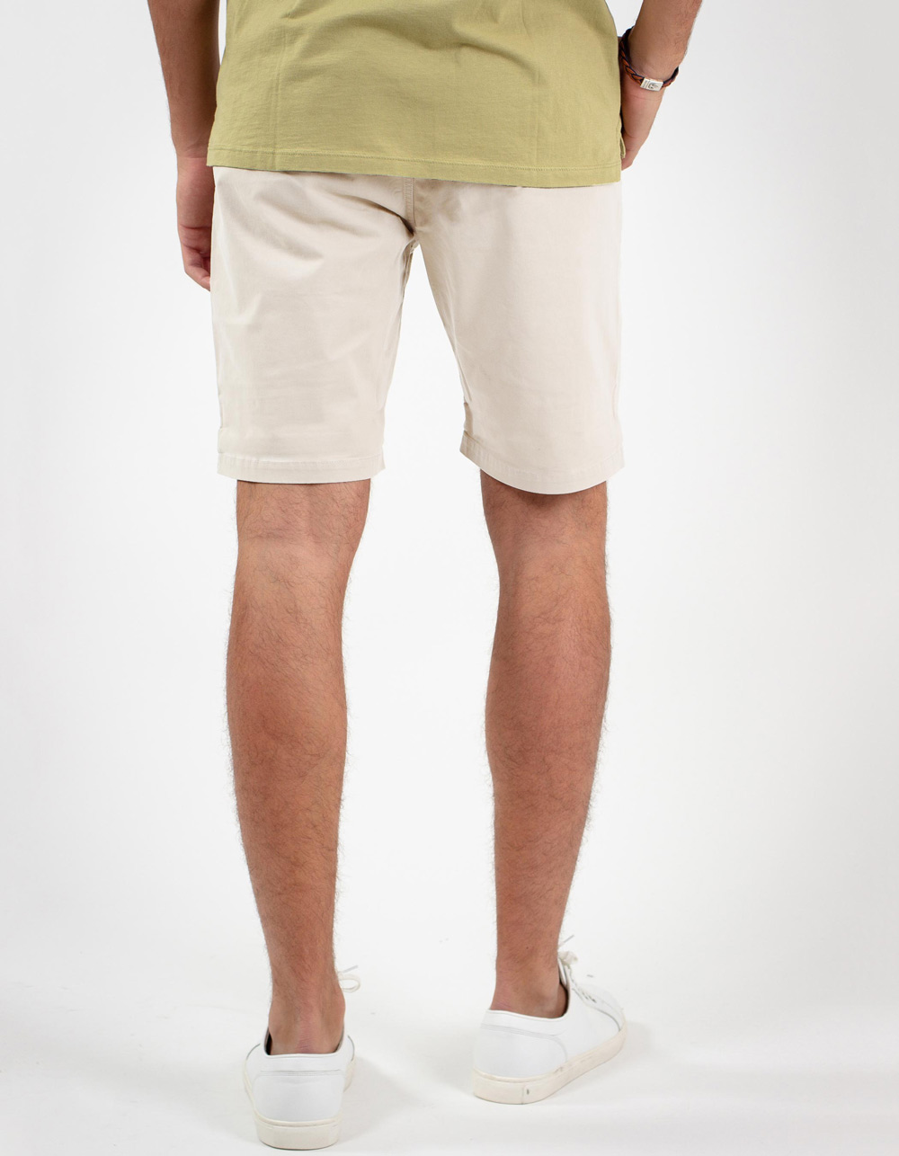Bermudas Hueso - Backside