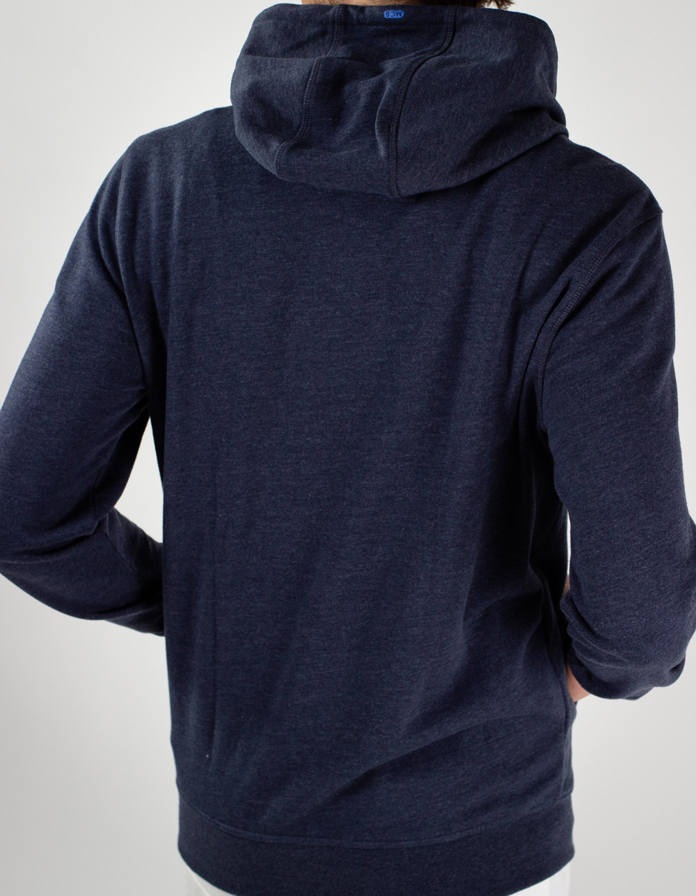 Sudadera NEW HAMPTON marino - Backside