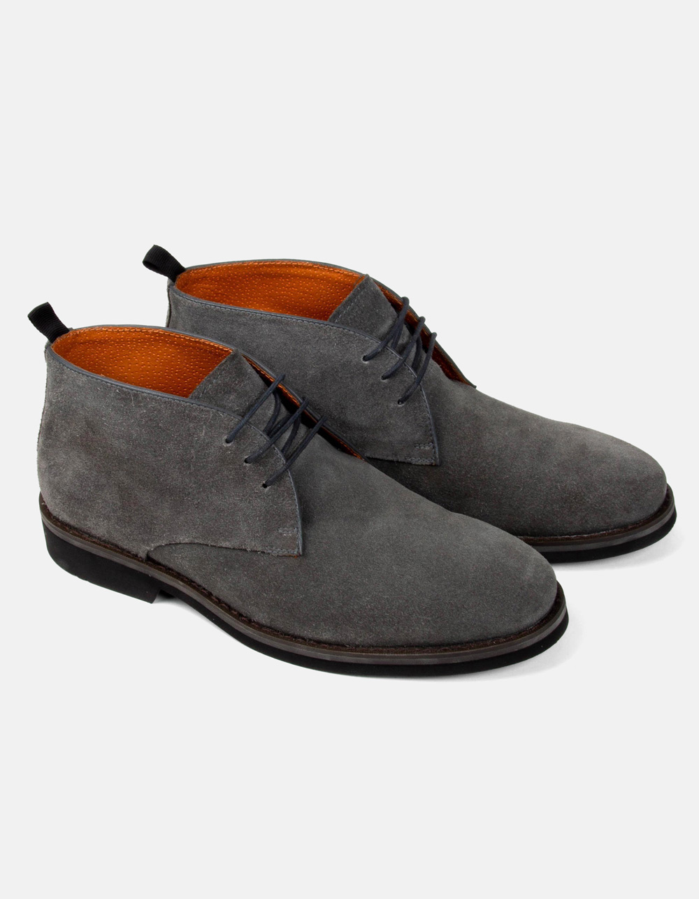 Bota gris - Backside