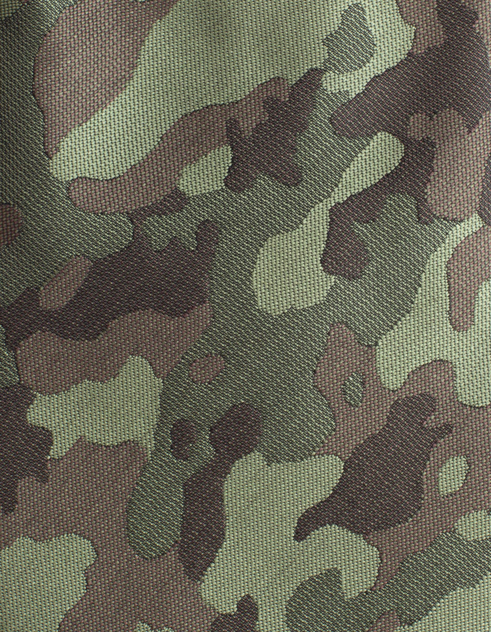 Camouflage Tie - Backside