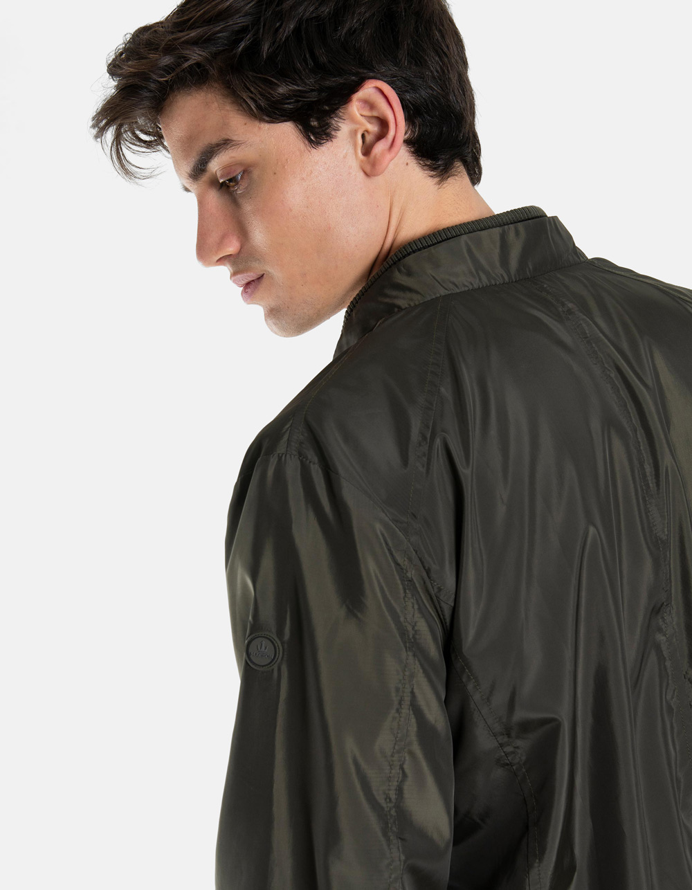 Kaky sport jacket - Backside
