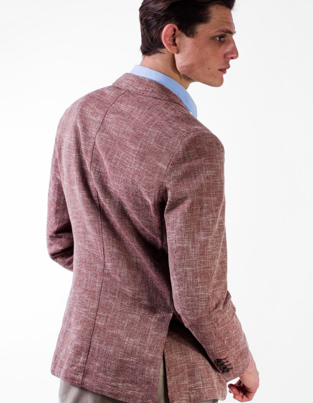 Structure Blazer - Backside