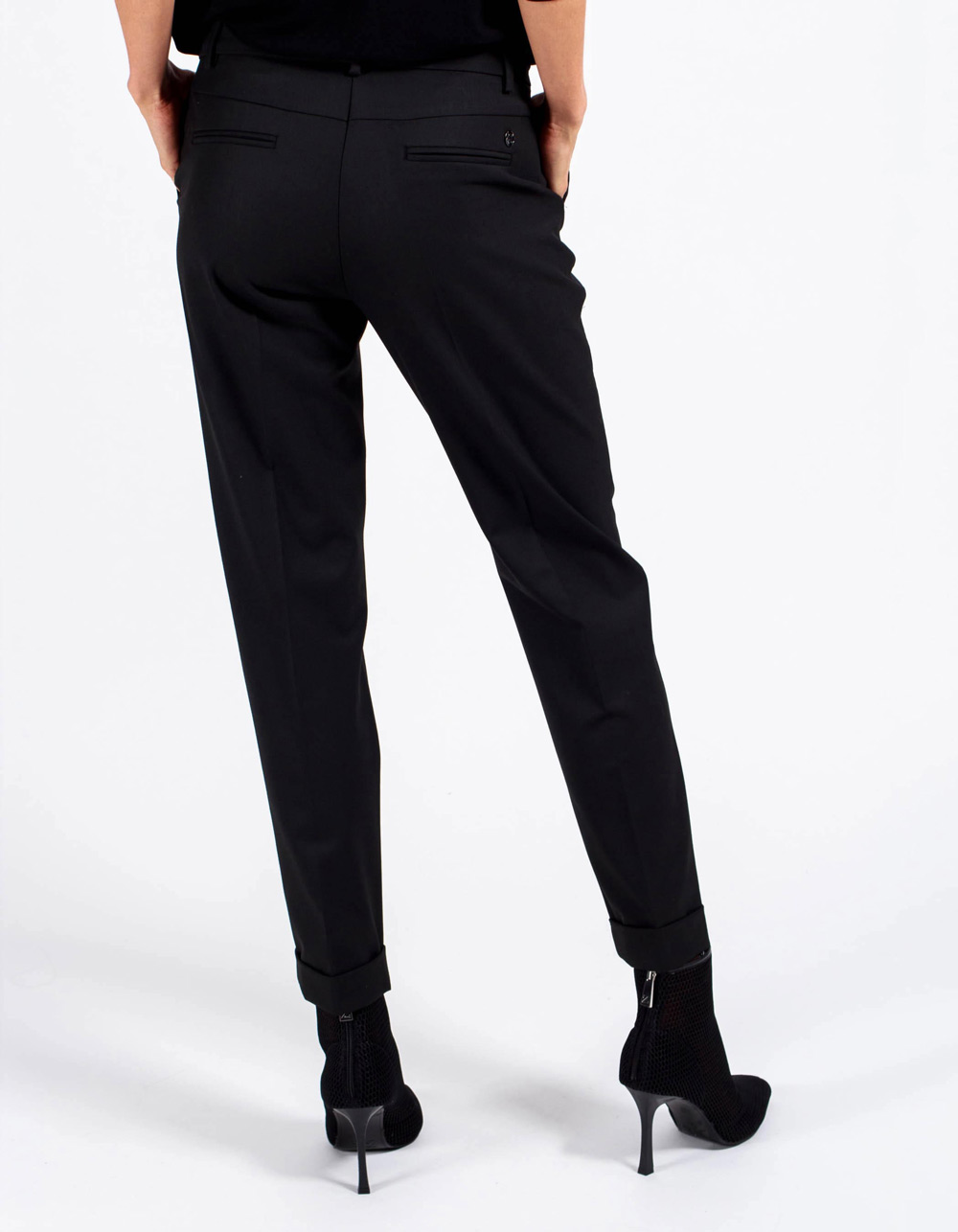 Pantalón chino slim fit - Backside