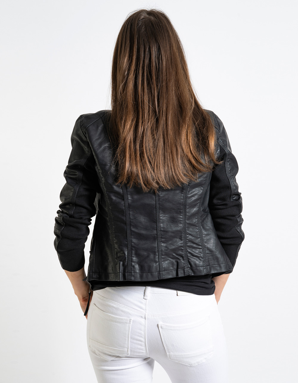 Cazadora biker - Backside